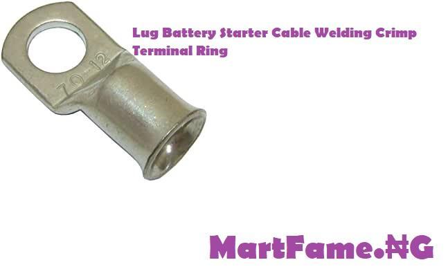 Copper Tube 70Mm X 12Mm Lug Battery Starter...