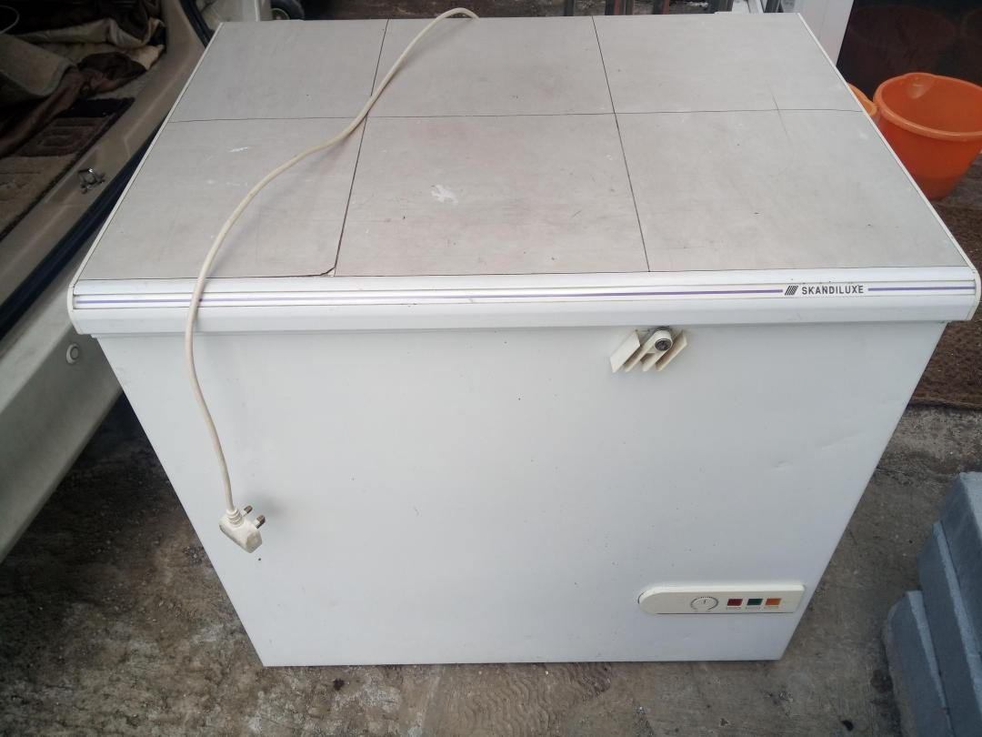 Chest Freezer - Deep Freezer