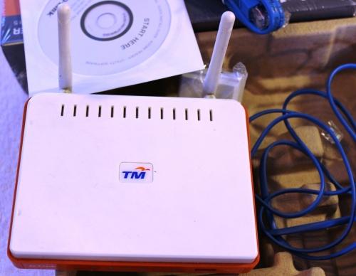 D-Link Wireless N Router (DIR-615) Refurbished
