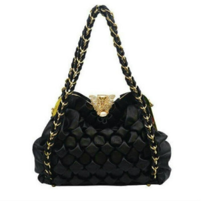 ROYAL BLACK HANDBAG